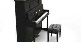 Was ist die optimale Höhe für einen Klavierhocker?