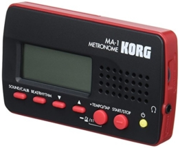 KORG MA-1, Digitales Metronom, schwarz